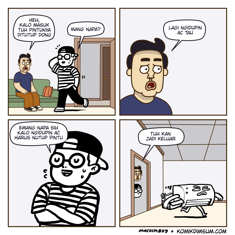 Nutup Pintu feat Masdimboy
