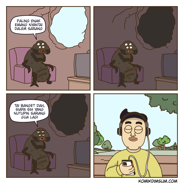 Santai Di Sarang
