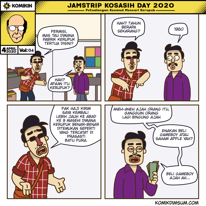 Jamstrip Kosasih Day   Episode 4   KomikDimsum