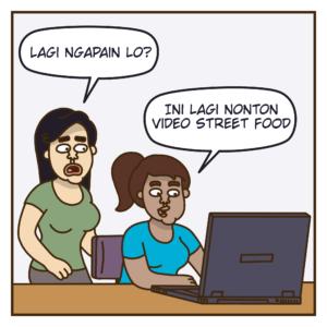 Ngabuburit Feat Gopay 1