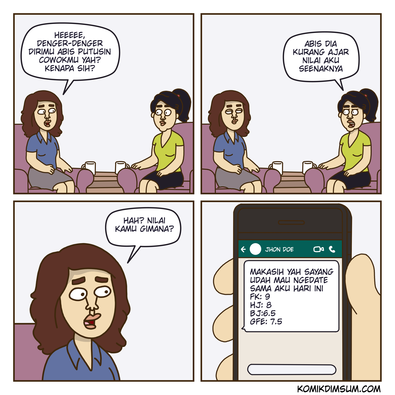 Nilai Seenaknya