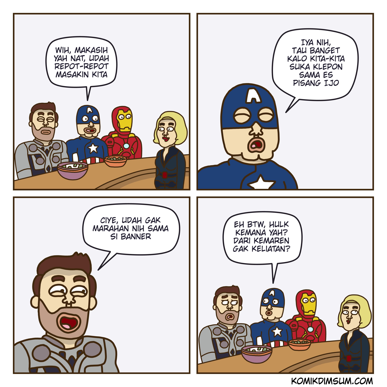 Takjil Avenger