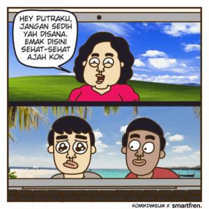 Jangan Bersedih Feat Smartfren 2