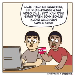 Jangan Bersedih Feat Smartfren 3