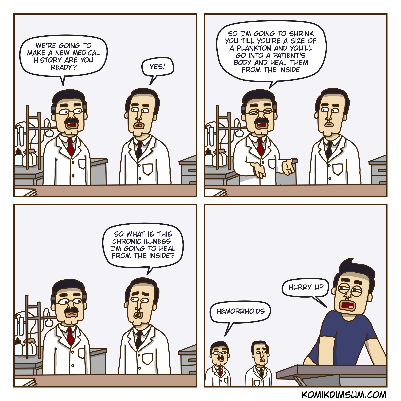 New Medical History