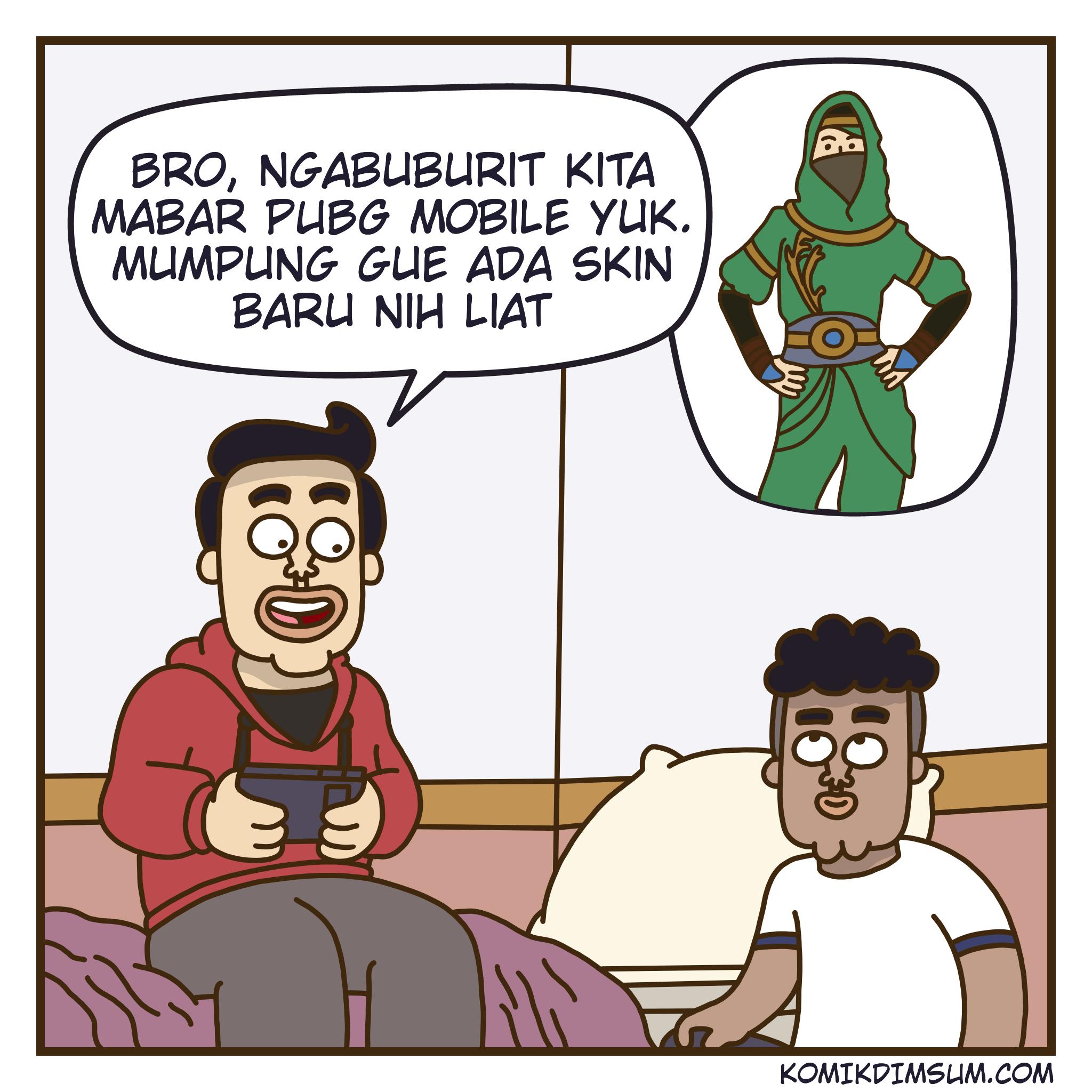 Ngabuburit Maen PUBG Mobile 1