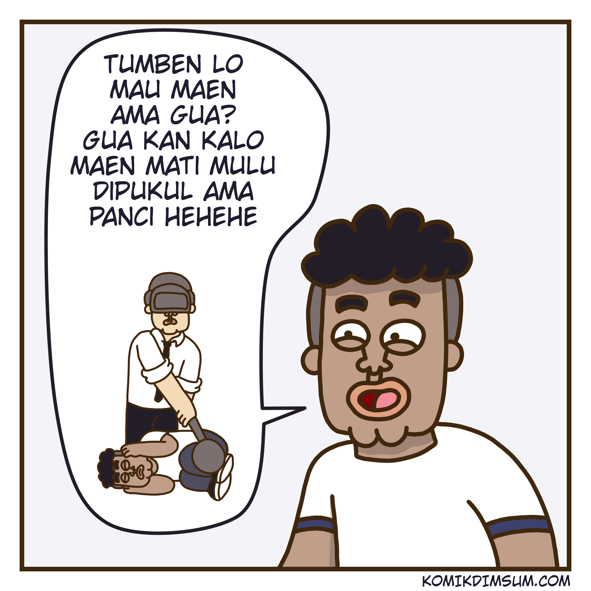 Ngabuburit Maen PUBG Mobile