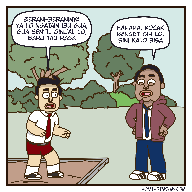 Ngatain Bocah