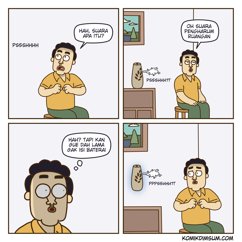 Pengharum Ruangan