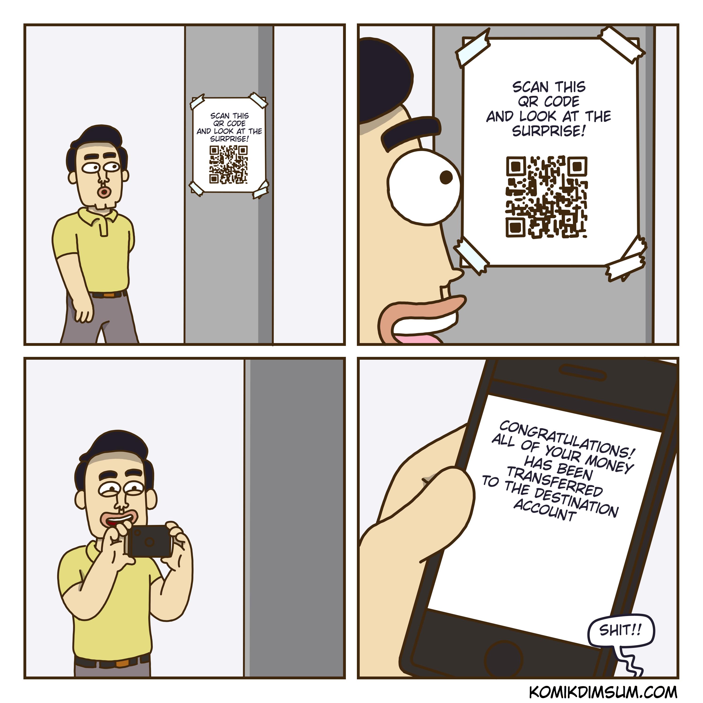 QR Code ENG