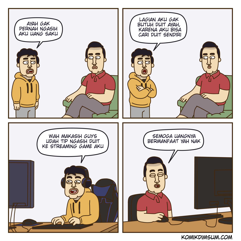 Gak Ada Uang Saku