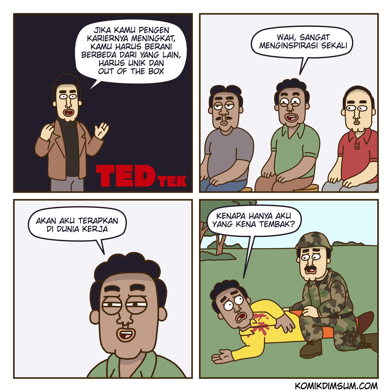 Berani Berbeda