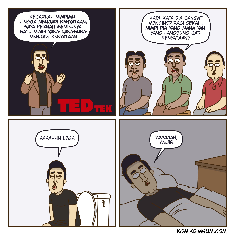 Mimpi Jadi Kenyataan