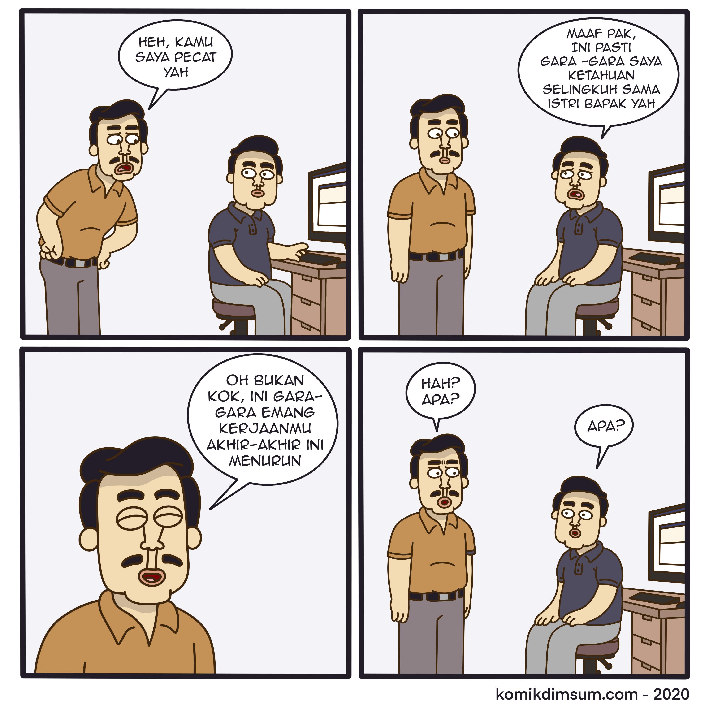 Dipecat Bos