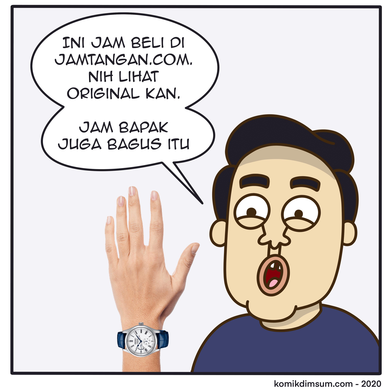 Jam Tangan Bagus