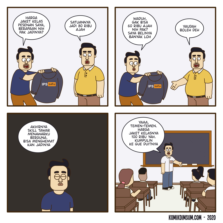 Jaket Kelas