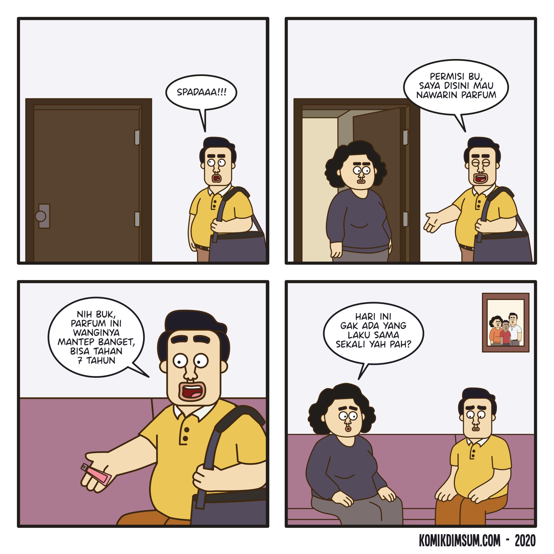 Sales Parfum